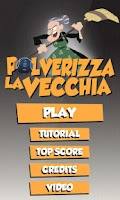 Screenshot of Polverizza la Vecchia!