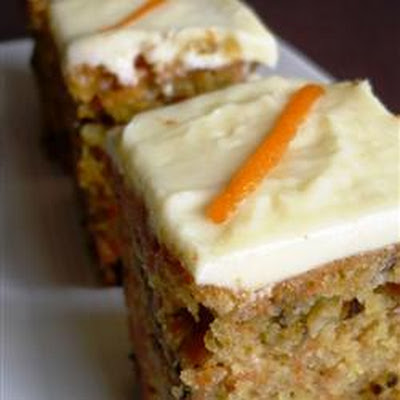 Carrot Pineapple Cake III