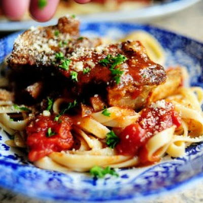 Short Ribs in Tomato Sauce