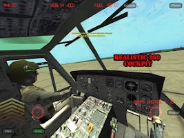 Screenshot of Gunship III FREE