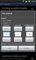 Screenshot of BLN control - Pro