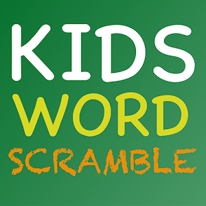 Kids Word Scramble Free