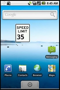 Speed Limit for ever - screenshot