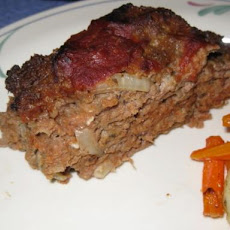 Italian Turkey Meatloaf in the Slow-Cooker