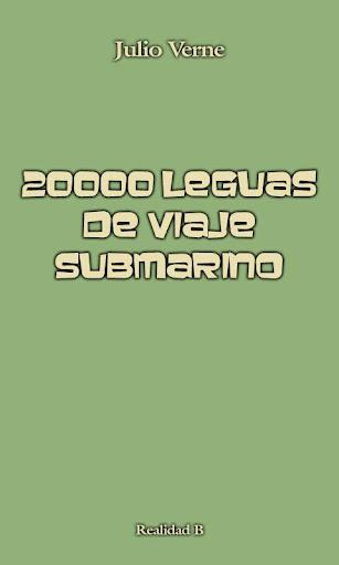 20000 Leguas Viaje SubmarinoLT
