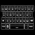 Black Keyboard Skin icon