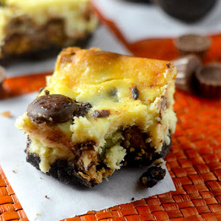 Mini REESE'S OREO Cheescake Bars