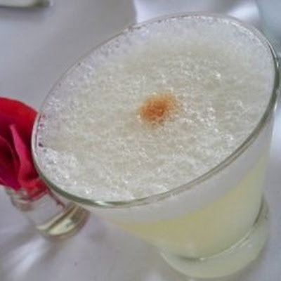 Dan's Father's Pisco Sour