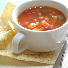 Amazing Chicken Tortilla Soup!