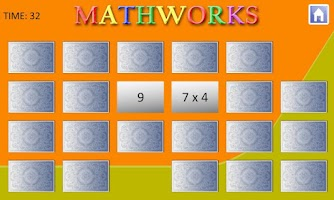 Screenshot of Mathworks