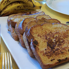 Greaneyes' Banana French Toast