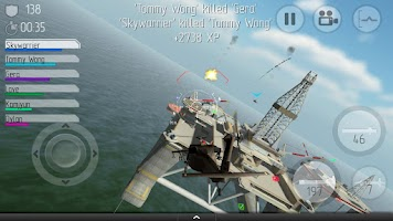 Screenshot of CHAOS Combat Copters HD №1