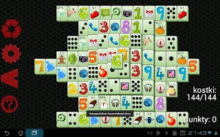 Screenshot of Mahjong HD