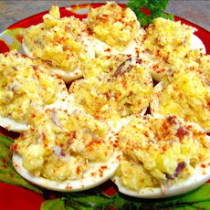 Deviled Eggs Delight (Atkins Friendly - Low Carb)