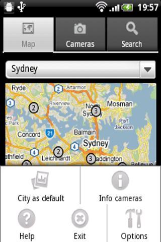 澳大利亞交通相機