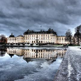 SE castle by Thomas Kautto - Buildings & Architecture Statues & Monuments ( sweden, castle )