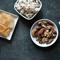 Spicy Parmesan and Truffle Popcorn