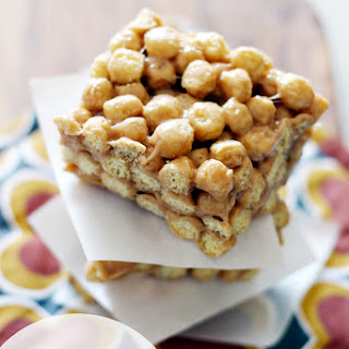 Peanut Butter Marshmallow Treats