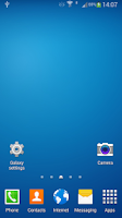 Screenshot of Galaxy Launcher