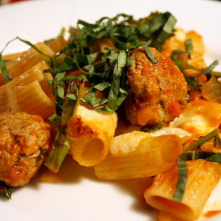 Baked Rigatoni with Italian Sausage and Broccoli Rabe