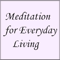 Meditation for Everyday Living icon