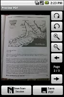 Screenshot of Portable Scanner