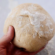 Overnight Whole Wheat Pizza Dough