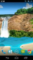 Screenshot of 3D Oasis Live Wallpaper