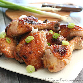 Ginger Pear Chicken Recipes