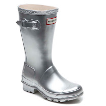 Hunter Original Metal Wellie WELLIES