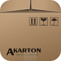 Akarton packaging guide icon