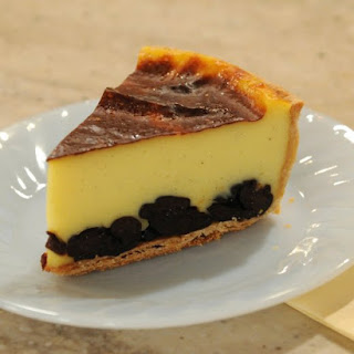 Flan Patissier with Prunes