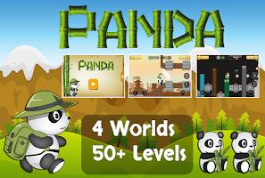 Screenshot of Panda Run