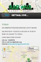 Screenshot of Barona Caput Mundi