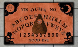 Screenshot of Ouija board free