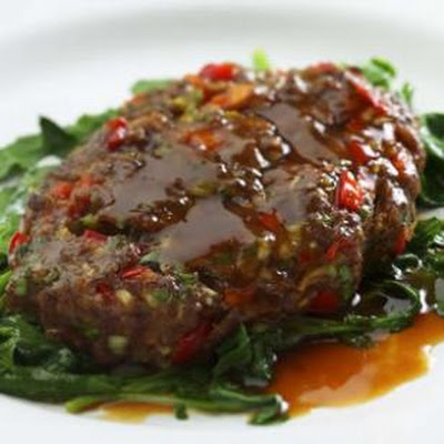 "Asian ""Salisbury"" Steak"