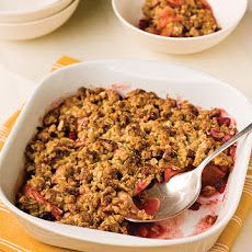 Apple-Cranberry Crumble