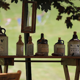 Civil War Apothecary by Kathleen Butke - Novices Only Objects & Still Life