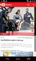 Screenshot of Oslobođenje