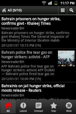 Bahrain Newsreader