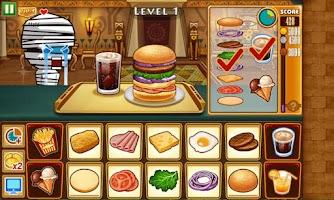 Screenshot of Burger Worlds