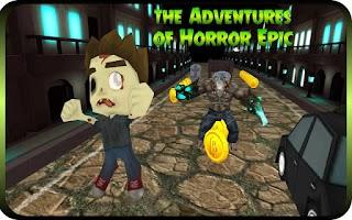 Screenshot of Monster City Run : Best Runner