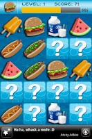 Screenshot of Memory Game For Kids-Fast Food