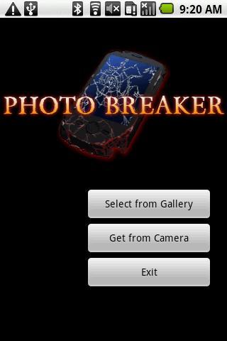 PhotoBreaker