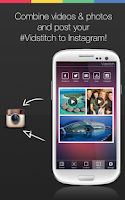 Screenshot of Vidstitch Pro - Video Collage