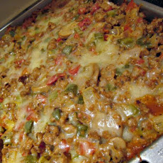 More Please! Ground Turkey Casserole
