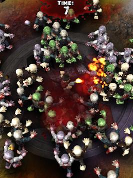 Zombies Dead in 20 apk screenshot