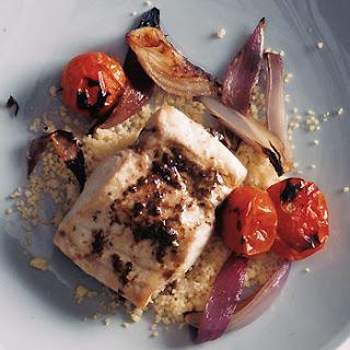 Charred Onion Vinaigrette Recipes