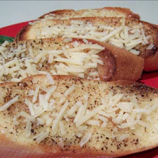 Garlic Butter Parmesan Crostini
