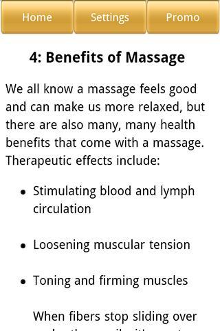 【免費生活App】Learn to Massage Like a Pro-APP點子